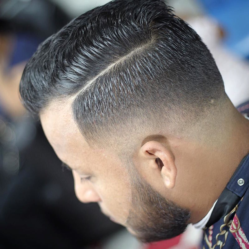 Фото модных мужских причесок короткие волосы